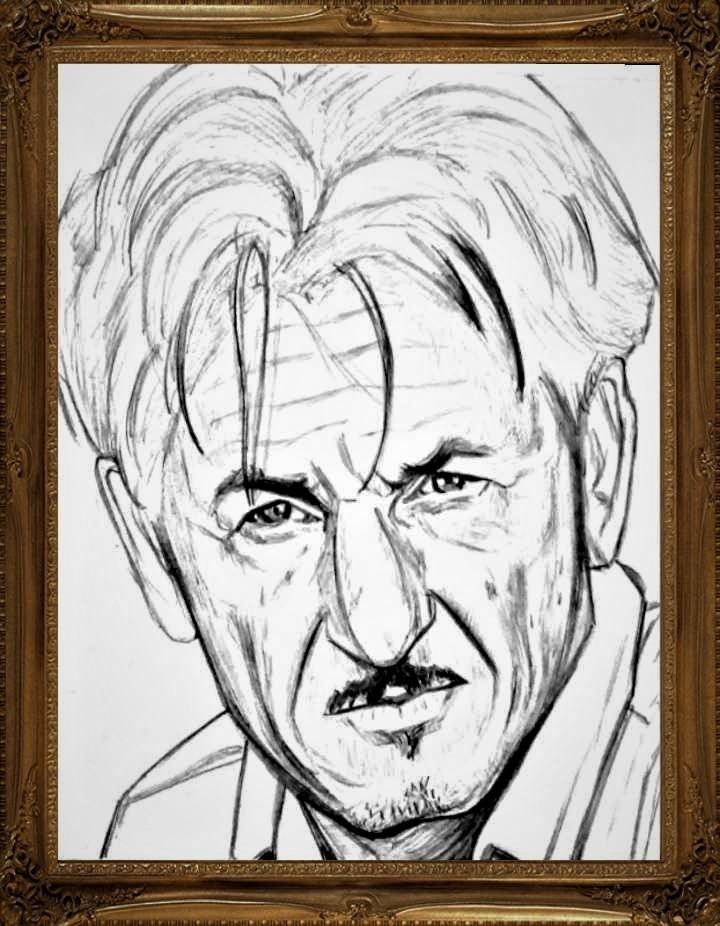Sean Penn por RobCrandall